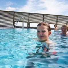 Iceland Natural Hot Spring Steam Baths Pools Laugarvatn Fontana